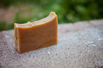 Old Fashioned Virginia Pine Tar Soap