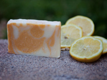 Lemon Jack Soap