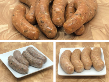 February Chicken Sausage Bundle, Links