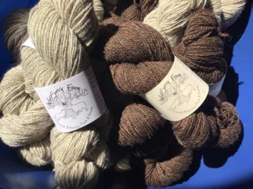 Natural Gray Yarn