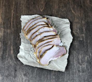 Canadian Bacon - AKA Smoked Pork Loin