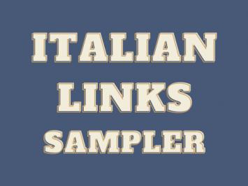 Italian Links Sampler
