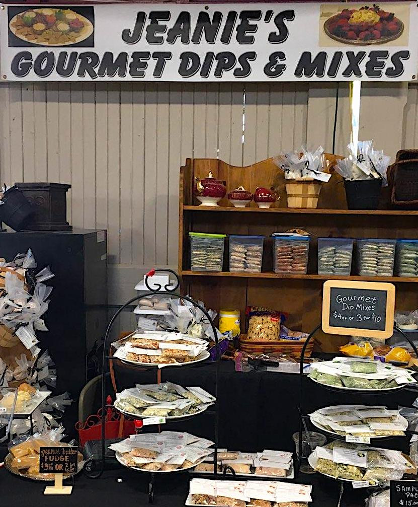 Jeanie's Gourmet Mixes