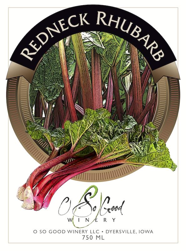 O So Good - Redneck Rhubarb