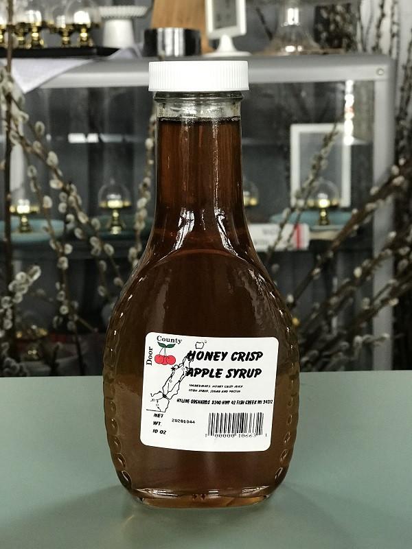 Palm Tree Pat - Honey Crisp Apple Syrup