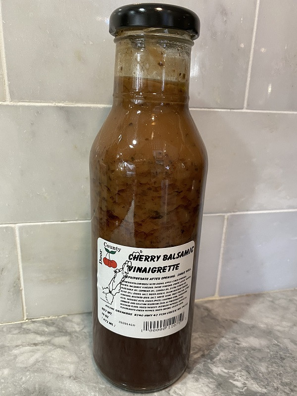 Door County - Cherry Balsamic Vinaigrette Dressing