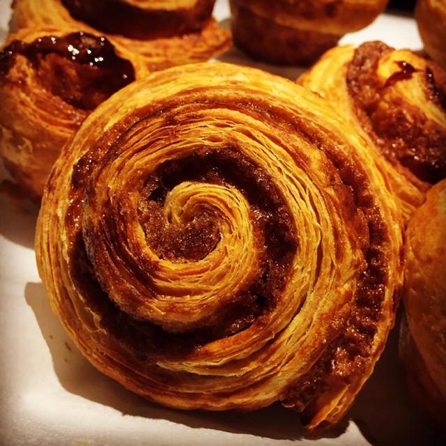 Swiss Baker - Cinnamon Sugar Croissant