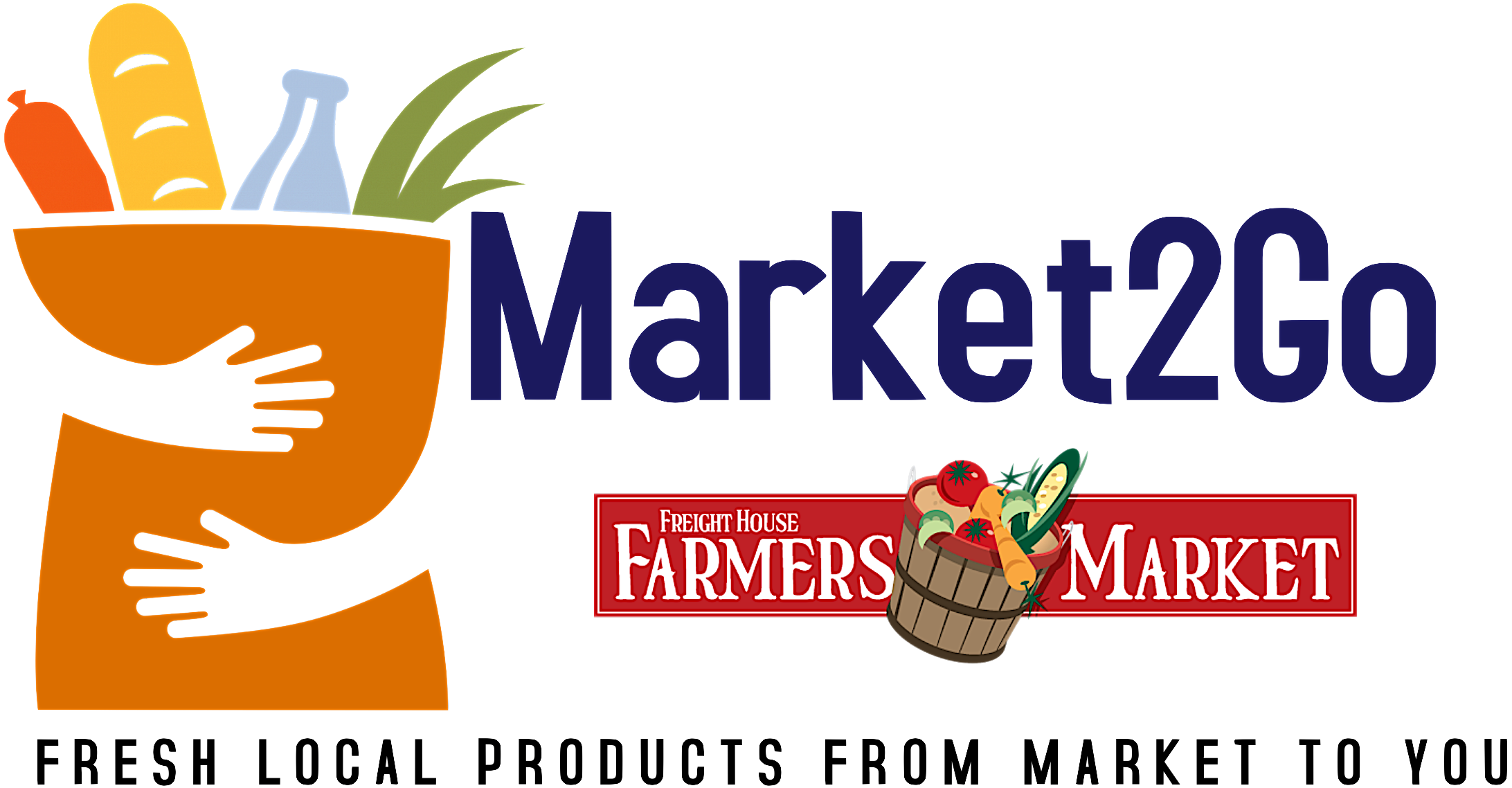 Freight House Farmers' Market, Inc Logo