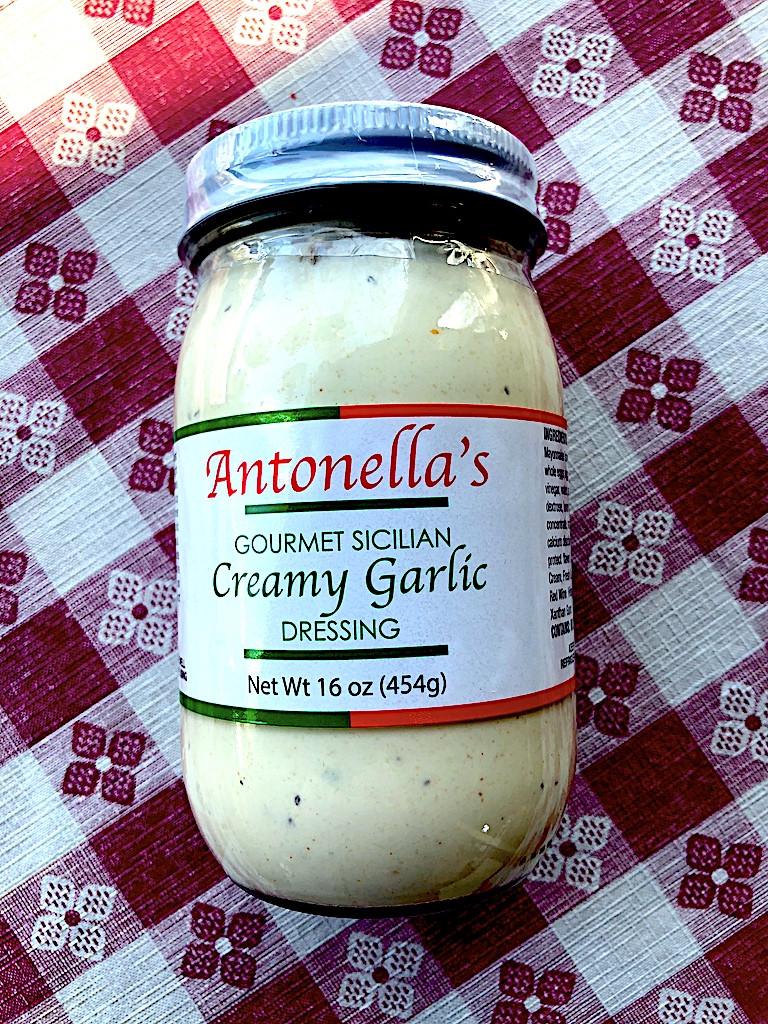 Antonella's - Gourmet Sicilian Creamy Garlic Dressing - 16oz