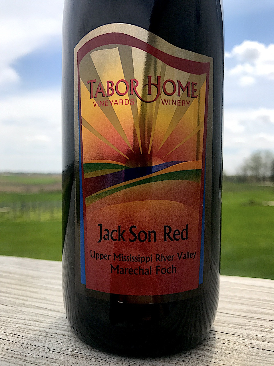 Tabor Home Winery - JackSon Red