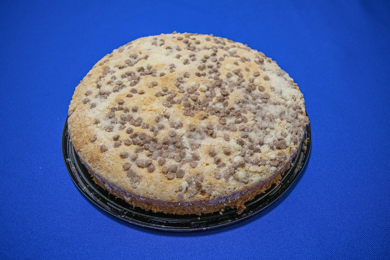 Dave's Coffee Cake - Triple Cinnamon