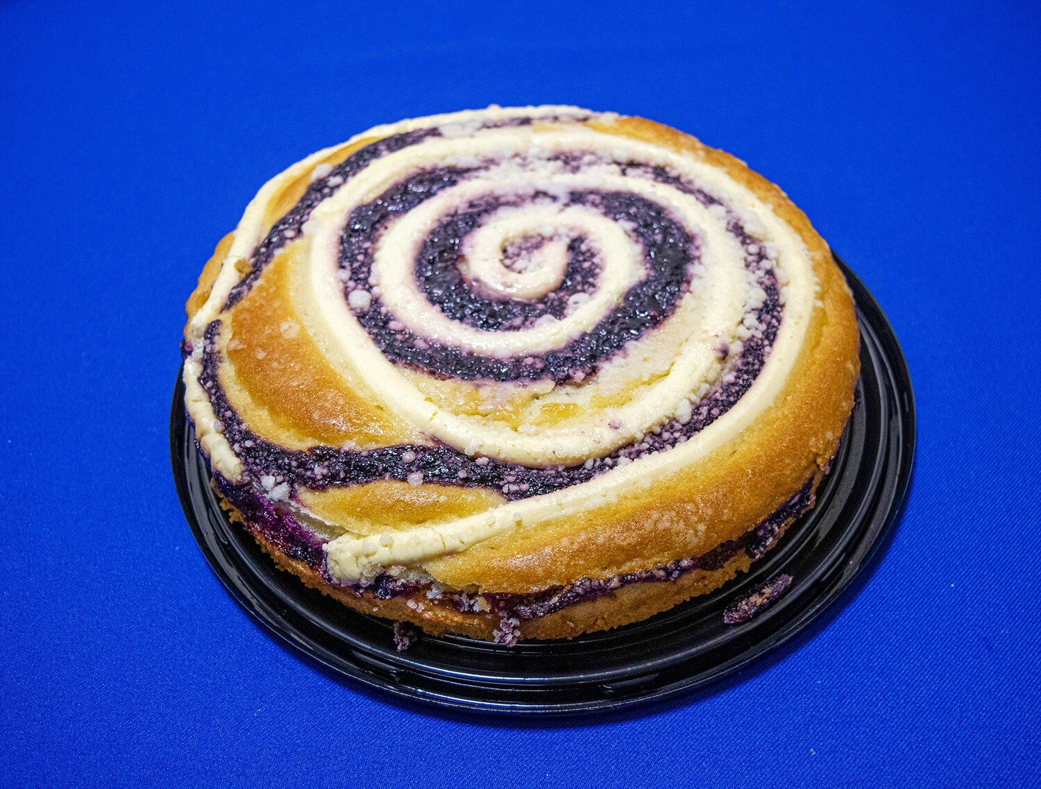 Dave's Coffee Cake - Blueberry Cream Cheese