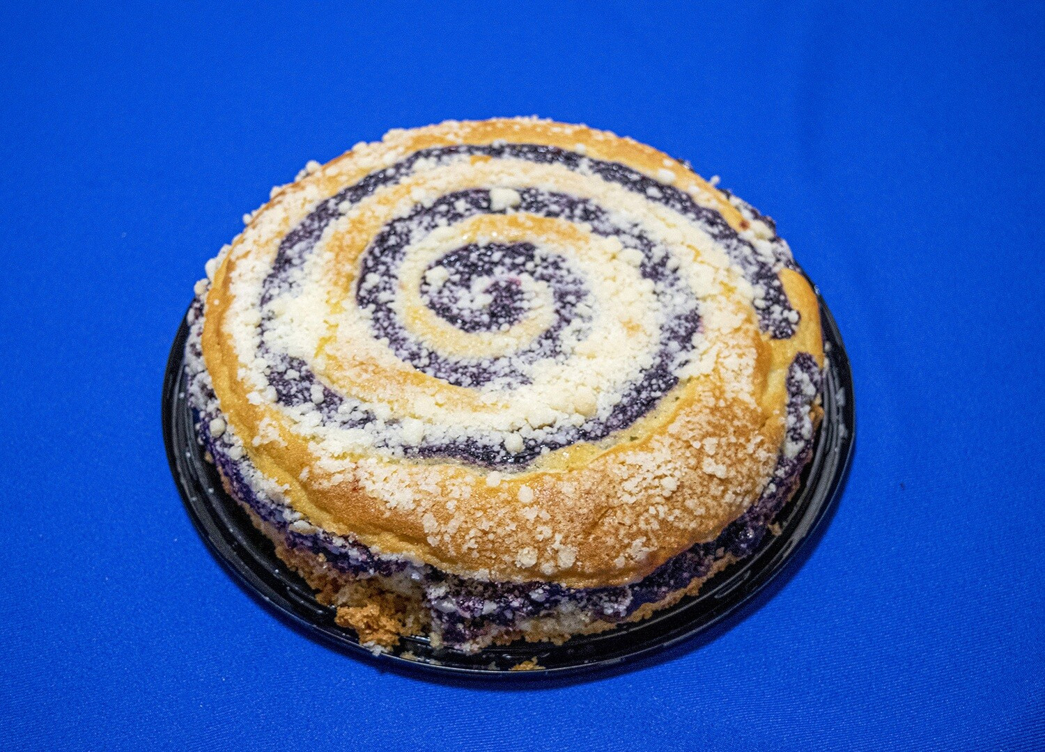 Dave's Coffee Cake - Blueberry