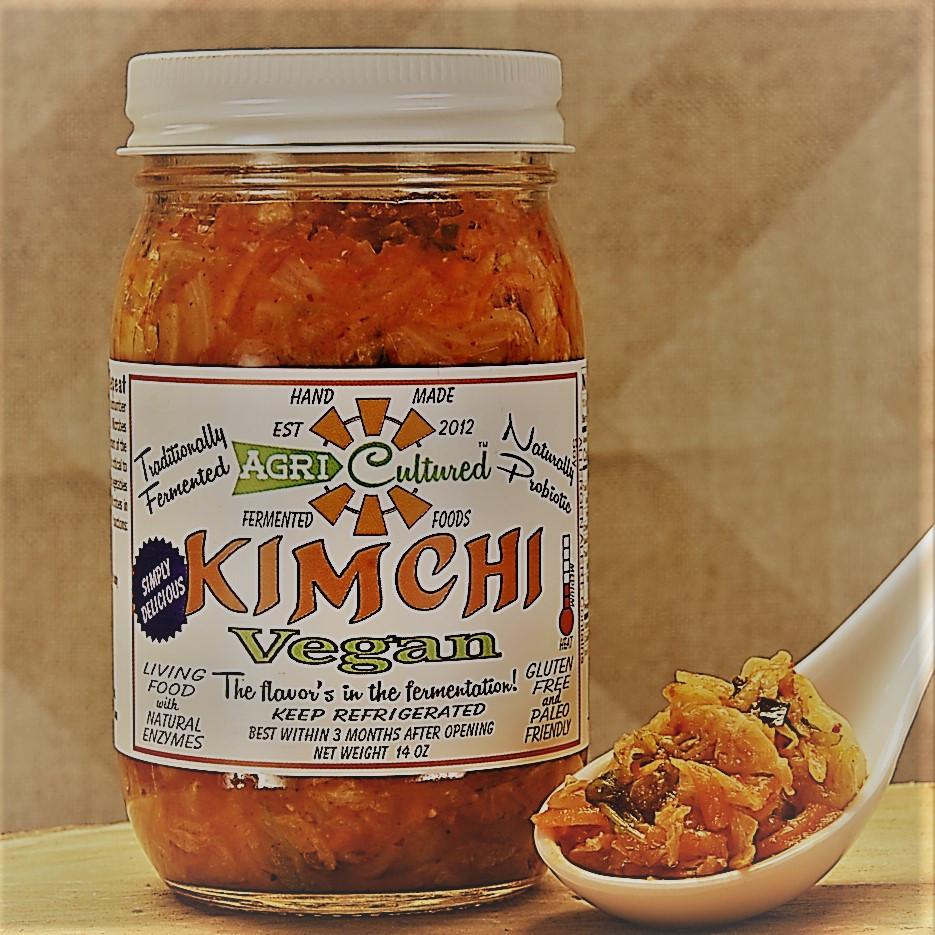 Agri-Cultured - Vegan Kimchi
