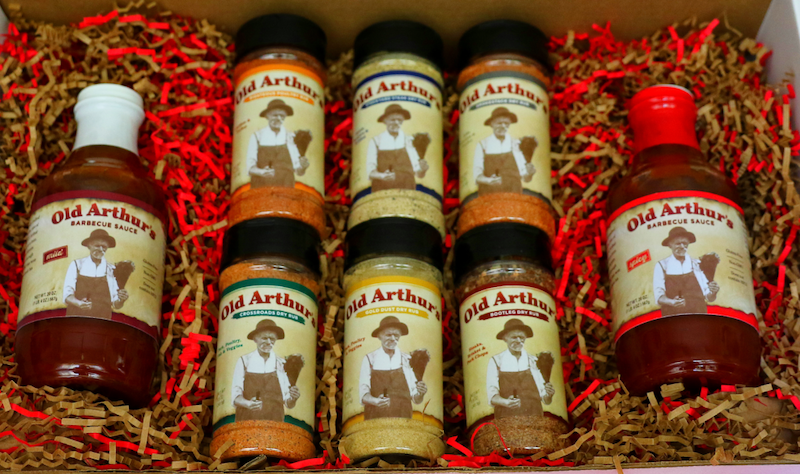 Old Arthur's - Pit Master's Gift Pack