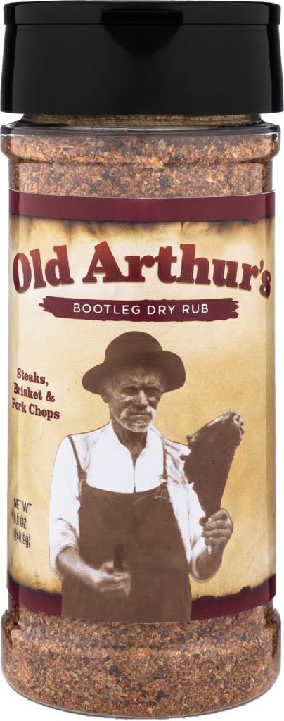 Old Arthur's - Bootleg Dry Rub
