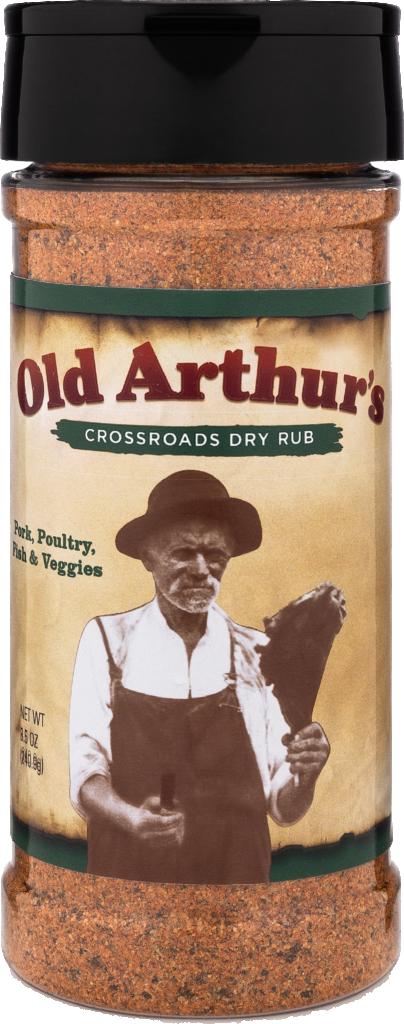 Old Arthur's - Crossroads Dry Rub