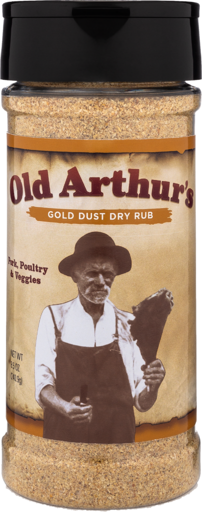 Old Arthur's - Dust Dry Rub