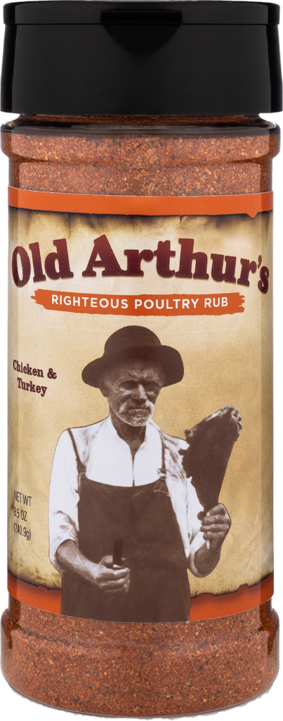 Old Arthur's - Righteous Poultry Rub