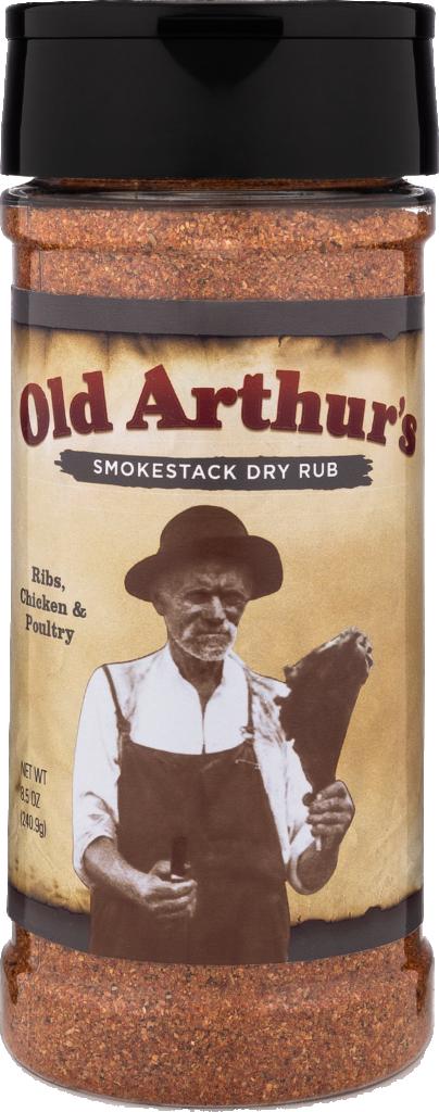 Old Arthur's - Smokestack BBQ Dry Rub