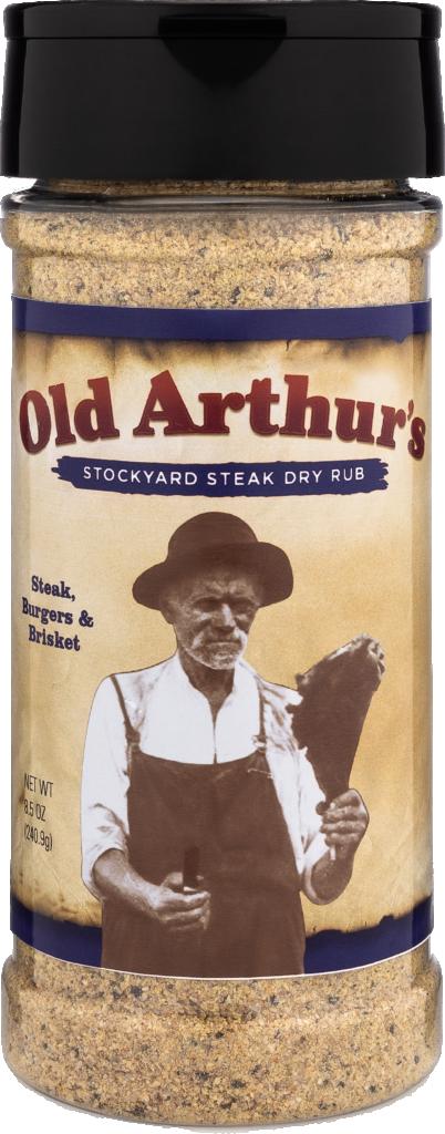 Old Arthur's - Stockyard Steak Dry Rub