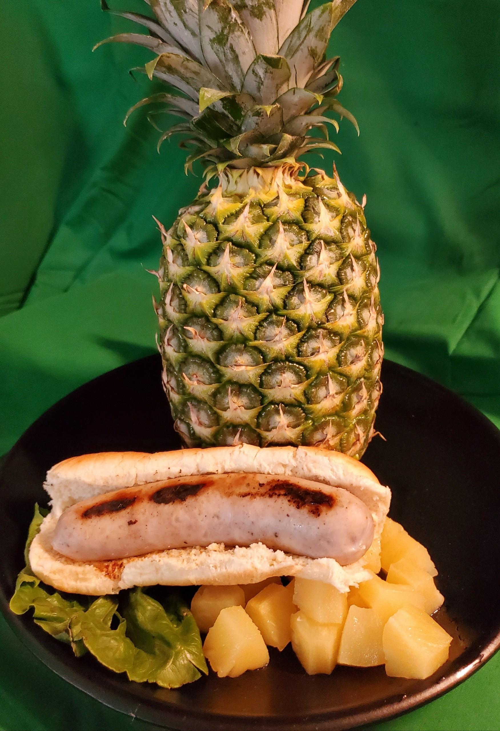 Scherer Custom Meats - Pineapple Brats