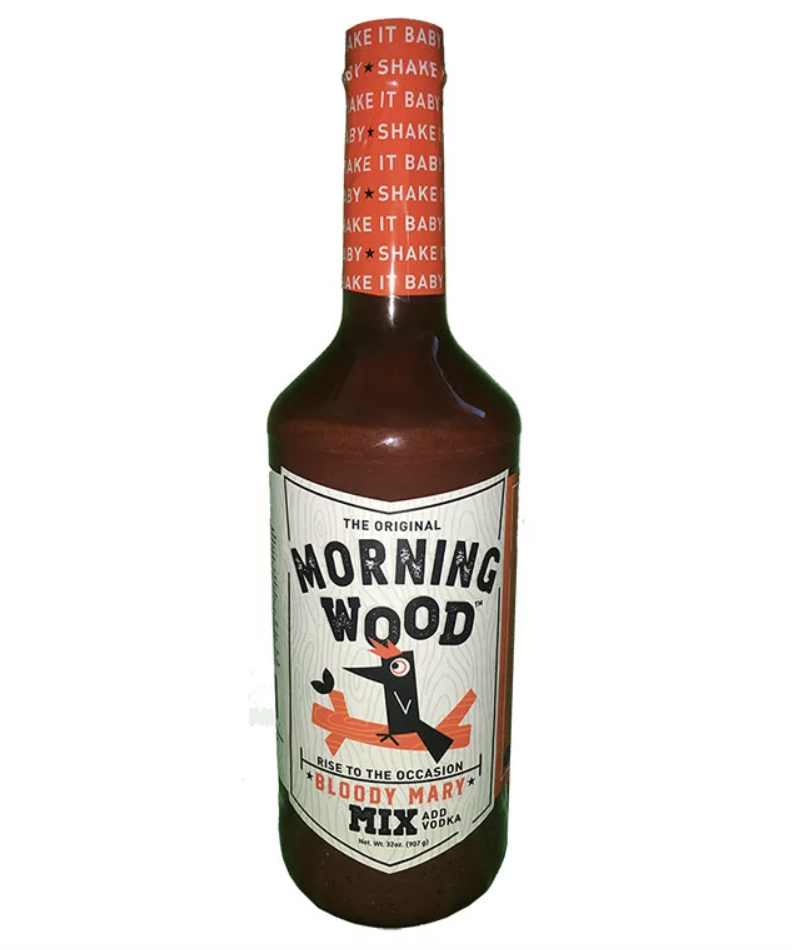 Morning Wood Bloody Mary Mix - The Original