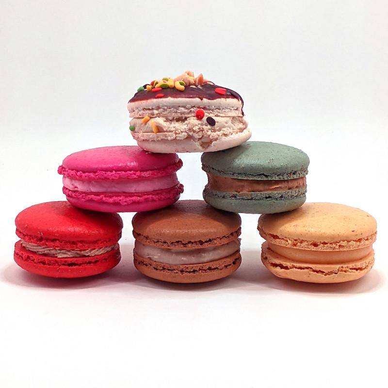 Macaron Madness - Macarons - Box of 6 (Gluten Free)