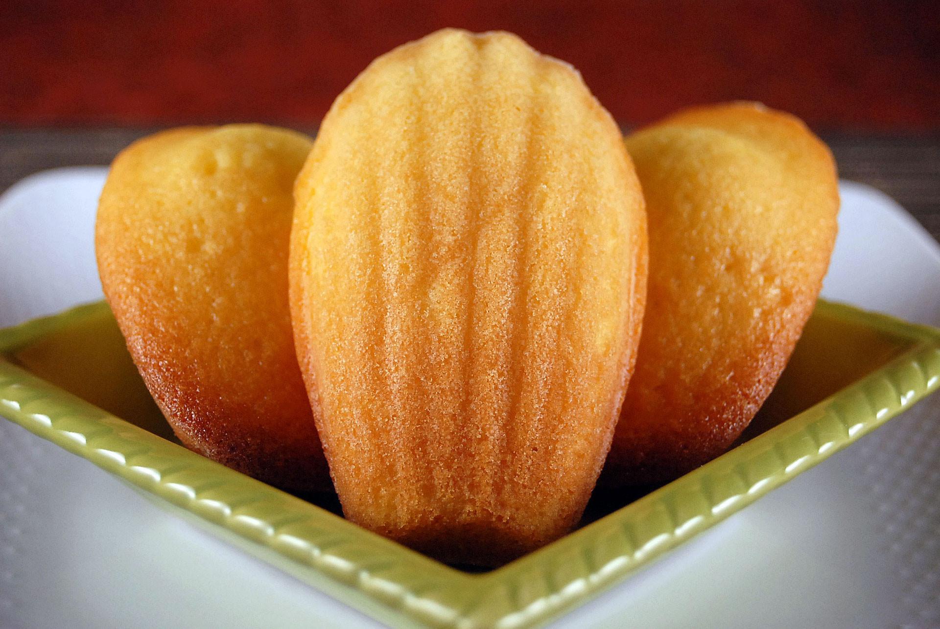 Macaron Madness - Madeleines