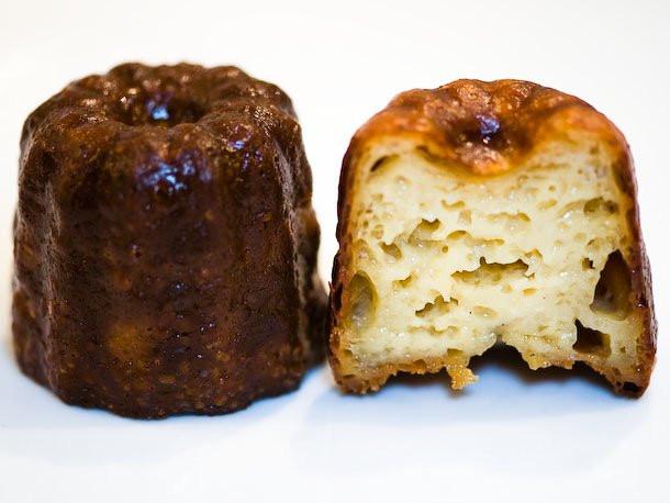 Macaron Madness - Cannelé de Bordeaux - Box of 4