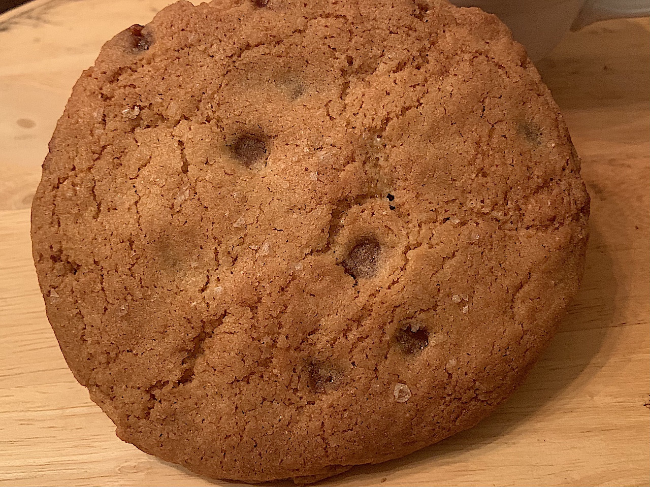 Solitary Baker - Salted Caramel Cookie (2)