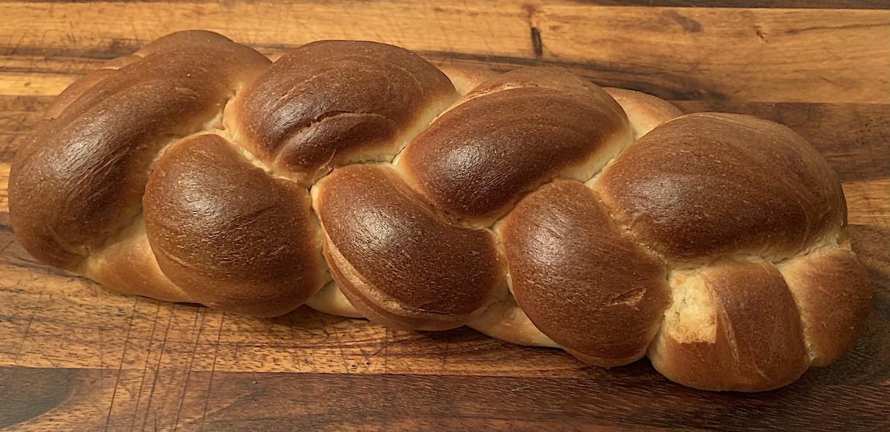 Solitary Baker - Challah