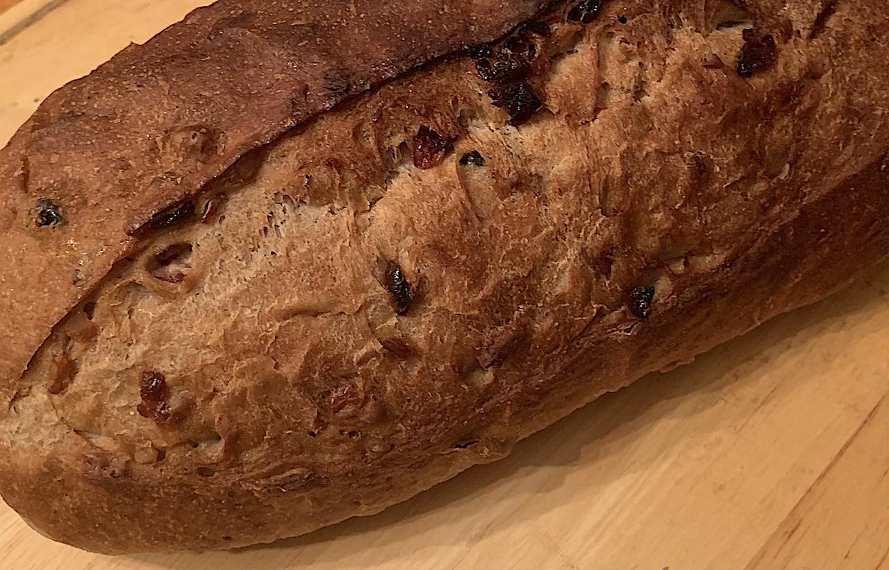 Solitary Baker - Cranberry Walnut (vegan)