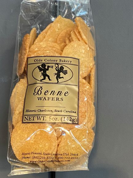 Olde Colony Bakery - Benne Wafers