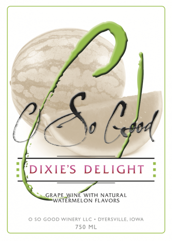 O So Good - Dixie's Delight
