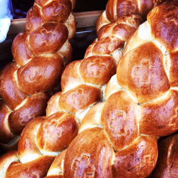 Swiss Baker - Zopf Braided Bread