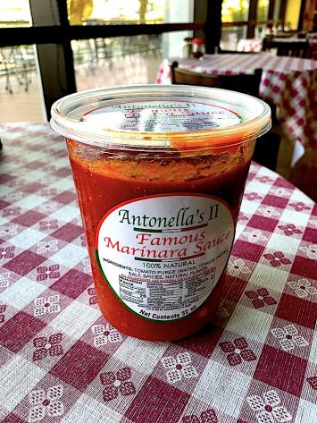 Antonella's - Famous Fresh Marinara Sauce - 32oz