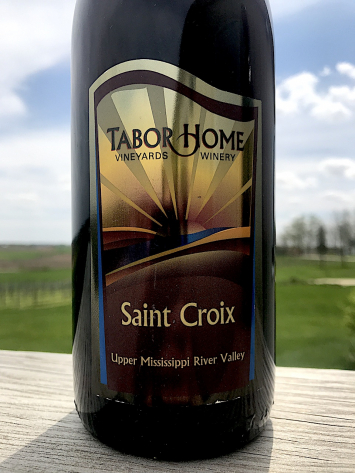 Tabor Home Winery - Saint Croix