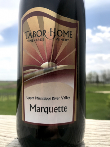Tabor Home Winery - Marquette