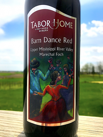 Tabor Home Winery - Barn Dance Red