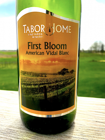 Tabor Home Winery - First Bloom