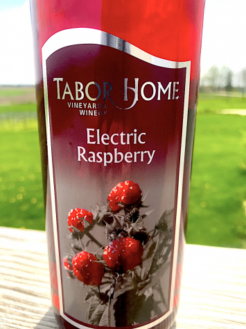 Tabor Home Winery - Electric Raspberry