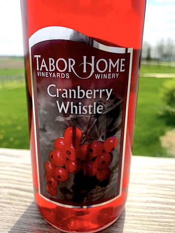 Tabor Home Winery - Cranberry Whistle