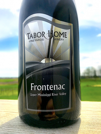 Tabor Home Winery - Frontenac Port