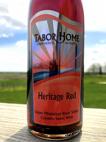 Tabor Home Winery - Heritage Red