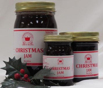 Christmas Jam 8oz