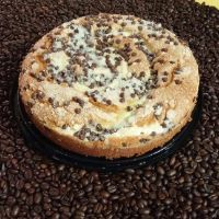 Dave's Coffee Cake - Chocolate Chip Cream Cheese