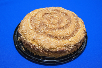 Dave's Coffee Cake - Apple Cinnamon Supreme