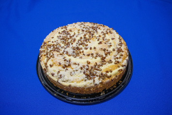 Dave's Coffee Cake - Cream Cheese Pecan