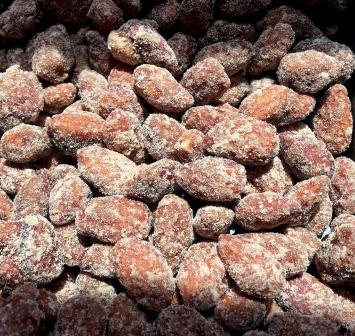 Street Treats - Cinnamon-Sugar Roasted Almonds - 6oz